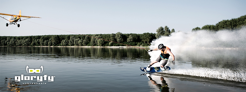 Gloryfy - Bernhard Hinterberger Wakeboard Italy by Johannes Sautner